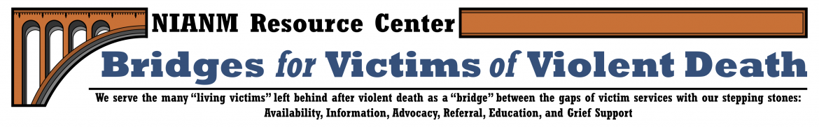 Resource Center for Victims of Violent Death